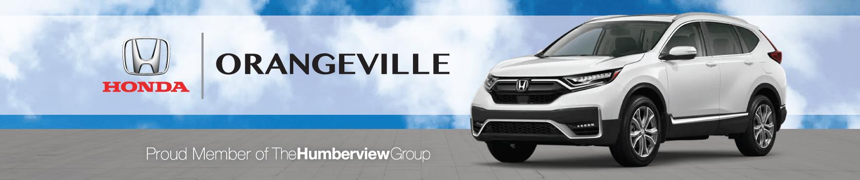Orangeville Honda - About Us