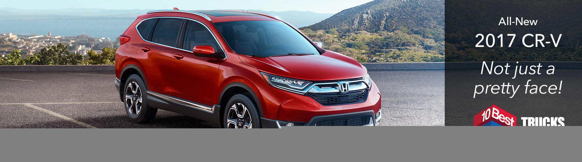 2017 All-New Honda CR-V