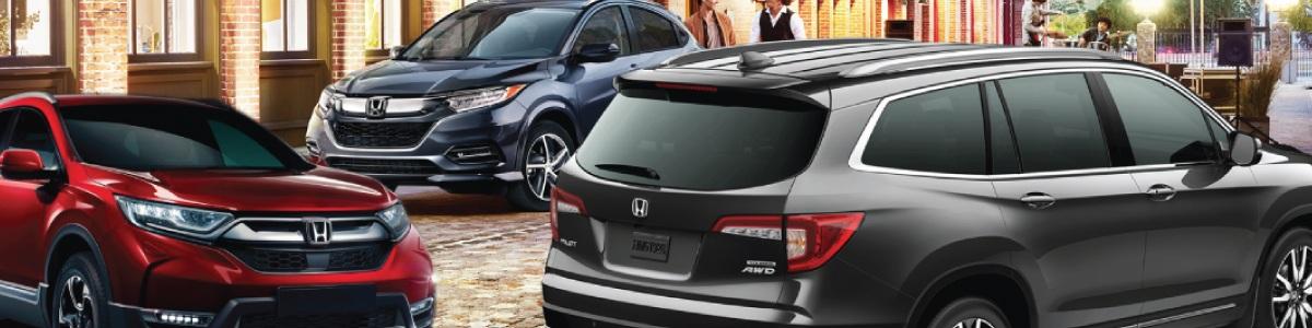 Why Honda SUVs Are So Popular - Orangeville Honda