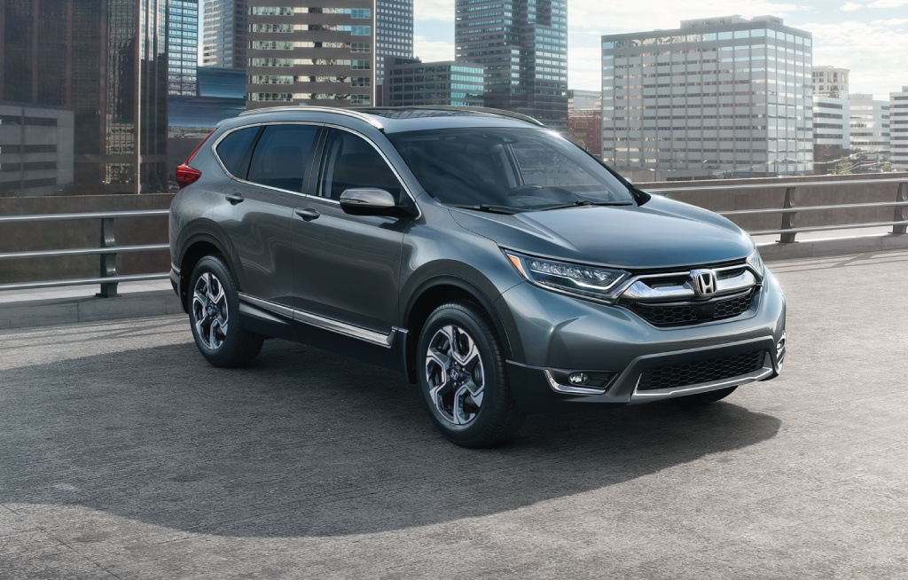 Why Honda SUVs are so popular Honda CR-V - Orangeville Honda