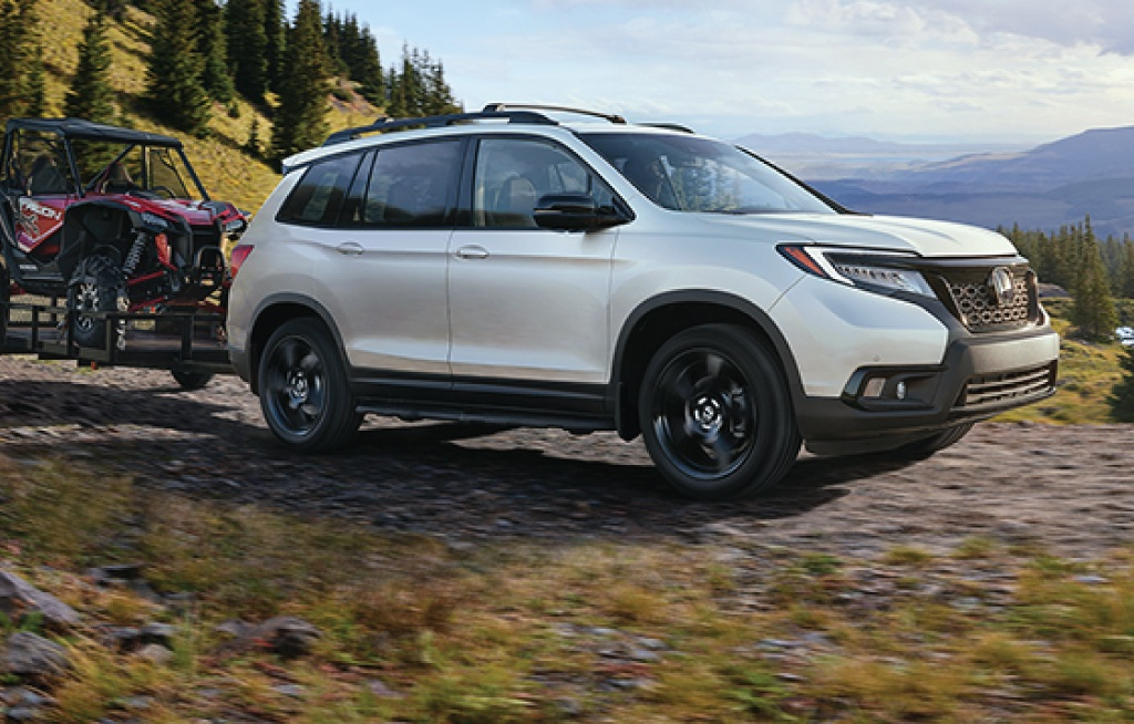 Why Honda SUVs Are So Popular Honda Passpot - Orangeville Honda