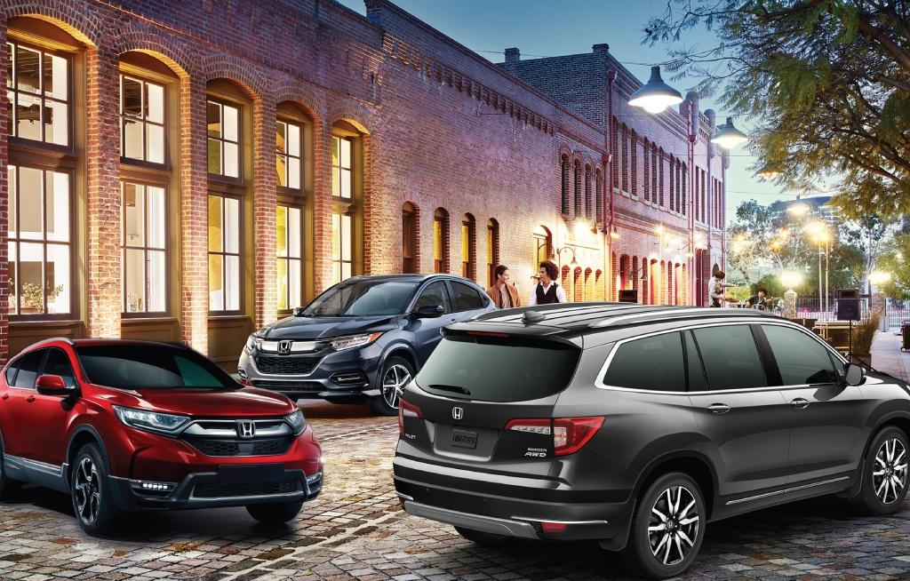Why Honda SUVs Are So Popular - Orangeville Honda