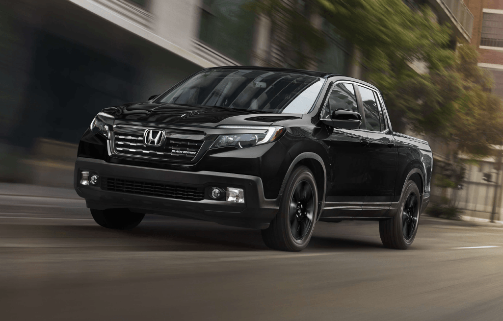 Hello Honda Ridgeline! Let's Get Introduced