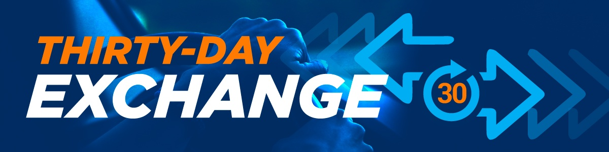 30-Day Exchange Program - Orangeville Honda