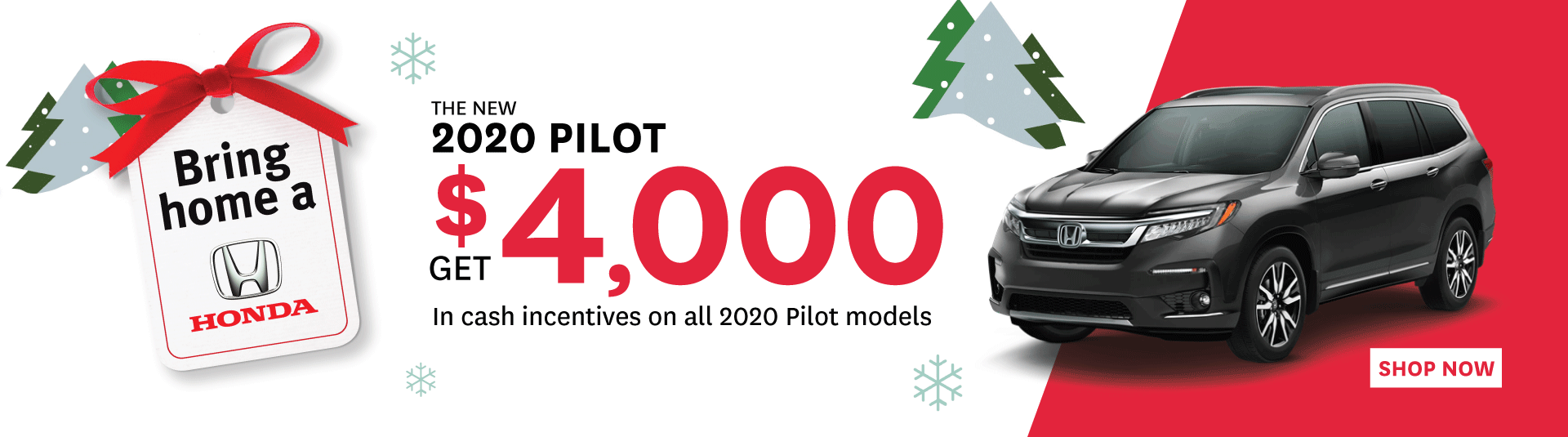 2020 Honda Pilot - Orangeville Honda