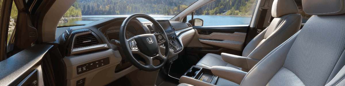 Must-Have Details About the 2020 Honda Odyssey Interior