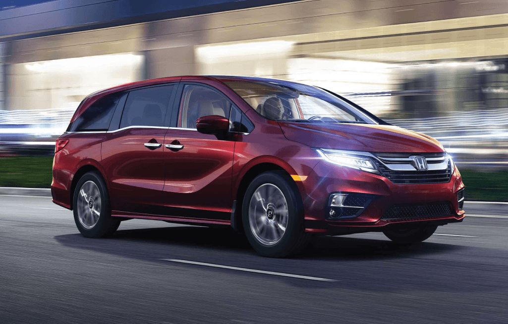Why the Honda Odyssey is the Best Minivan