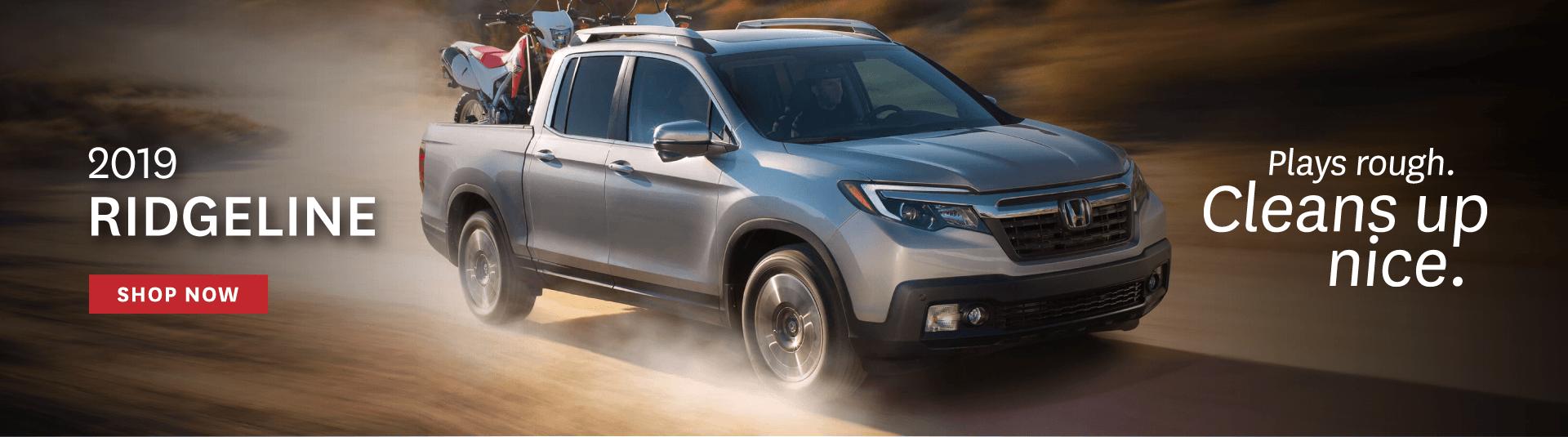 2019 Honda Ridgeline - Orangeville Honda