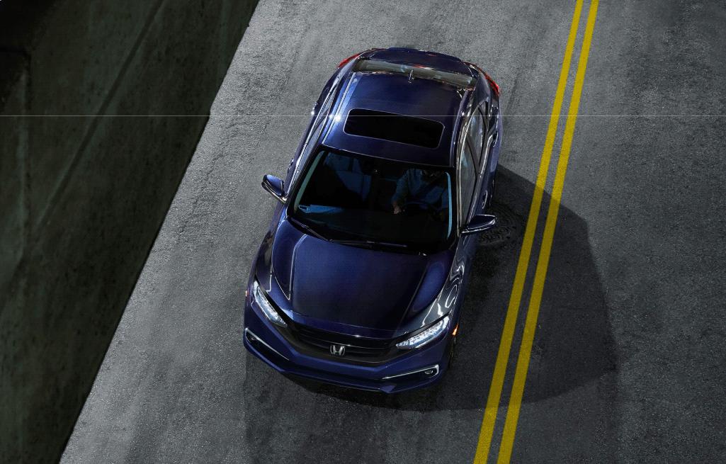 Introducing the 2020 Honda Civic