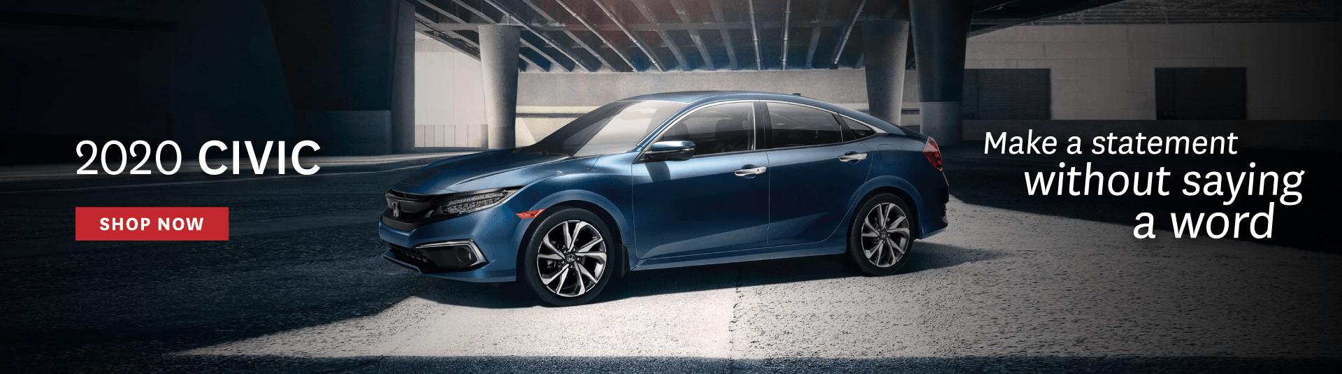 2020 Honda Civic - Orangeville Honda