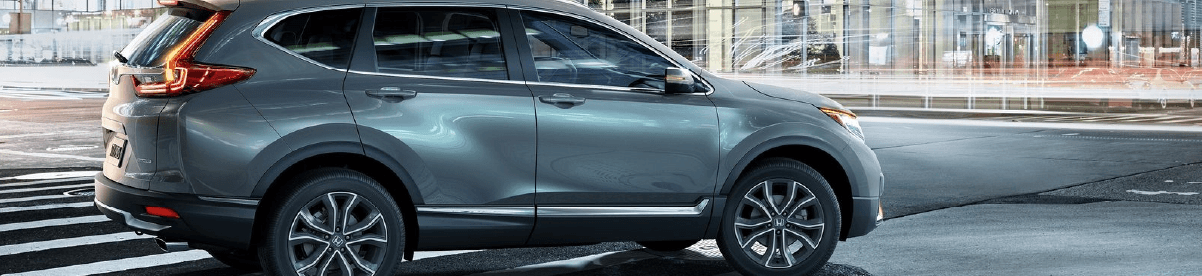 The 2020 Honda CR-V: The Eco-Friendly SUV