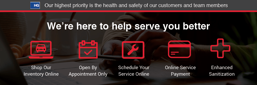 Here To Service You Better - Orangeville Honda