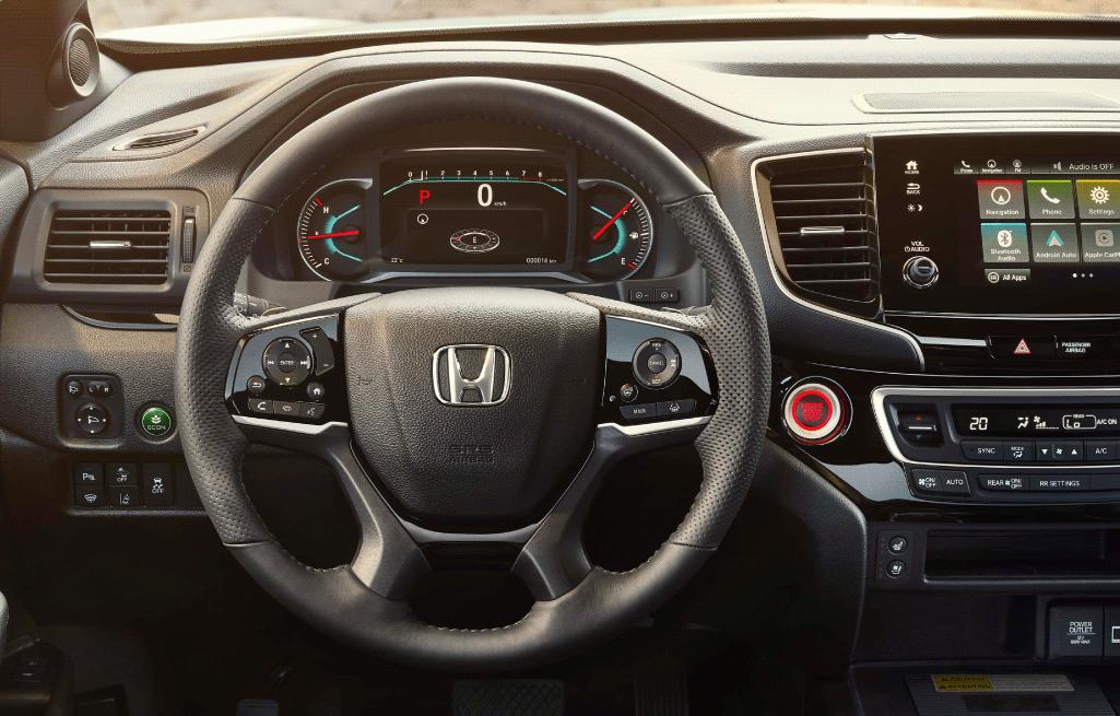 Made to Explore - The 2020 Honda Passport