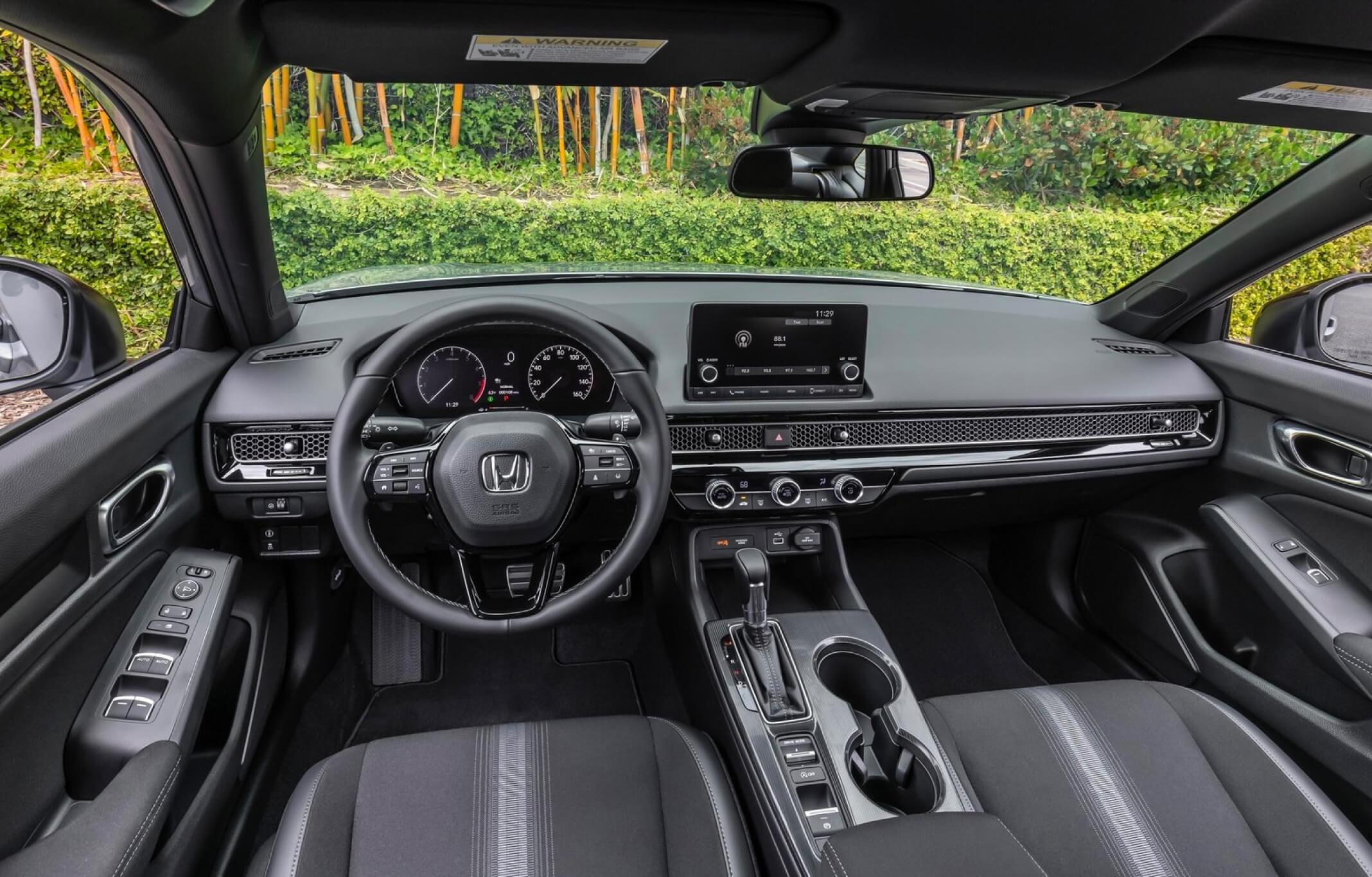 Meet the All-New 2022 Honda Civic Sedan